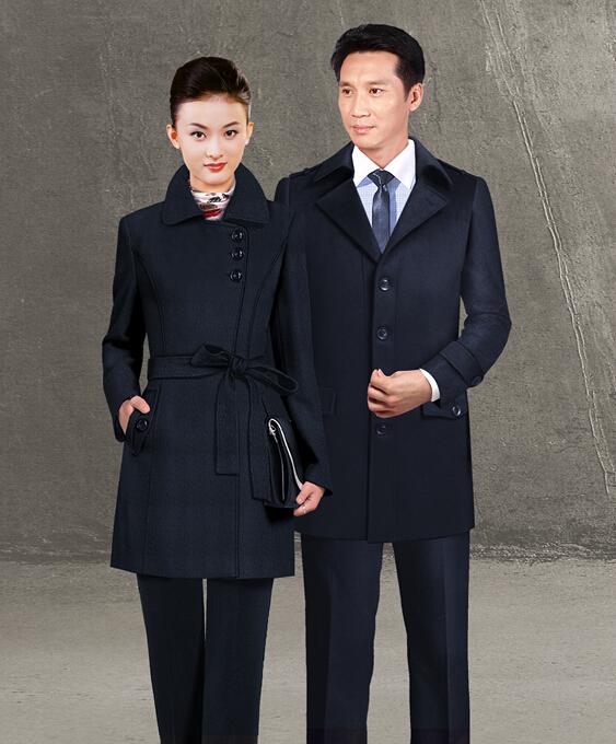 高级职业装大衣