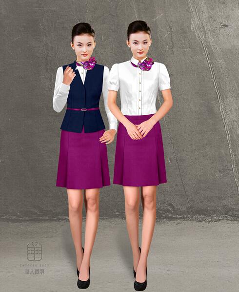 高级职业装女装