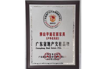 廣東省地產支柱品牌