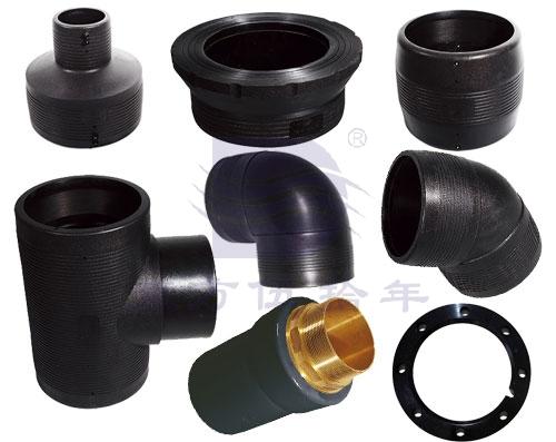聚乙烯電熱熔管件