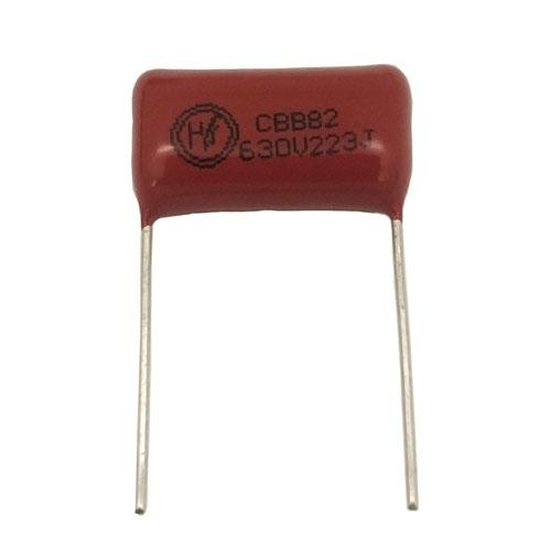 CBB82系列耐高壓金屬化聚丙烯電容器