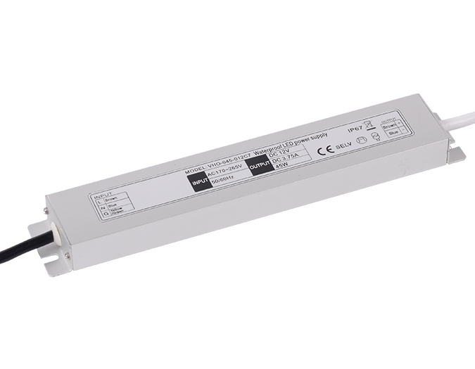LED ultra-thin constant voltage waterproof power supply C series 45W