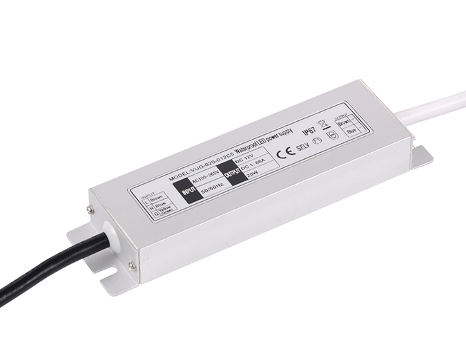 LED ultra-thin constant voltage waterproof power supply C series 20W