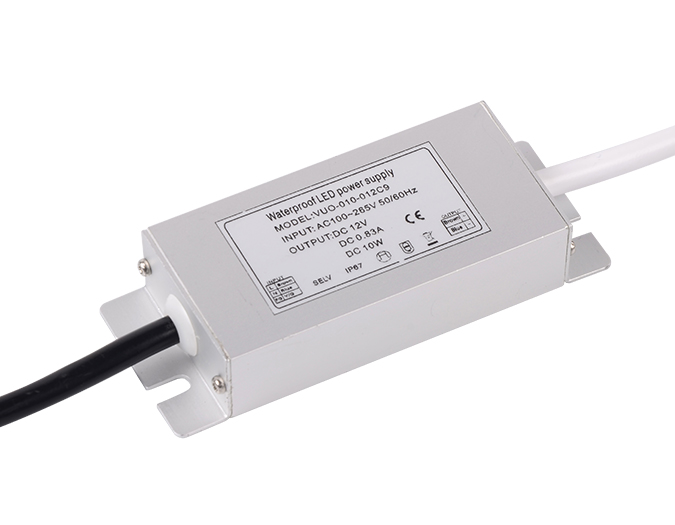 LED ultra-thin constant voltage waterproof power supply C series 10W