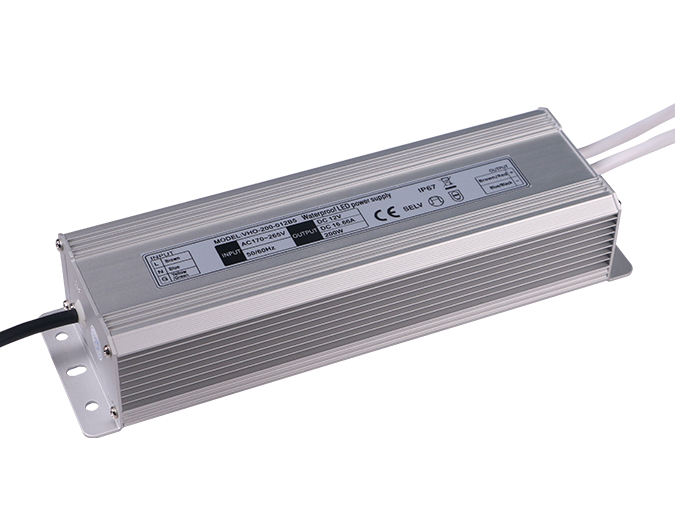 LED constant voltage waterproof power supply ABD series 200W