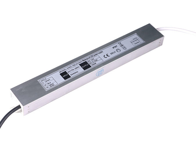 LED constant voltage waterproof power supply ABD series 100W